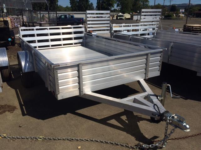 2017 Premier Plus 5x10 Aluminum Box Trailer HN739657