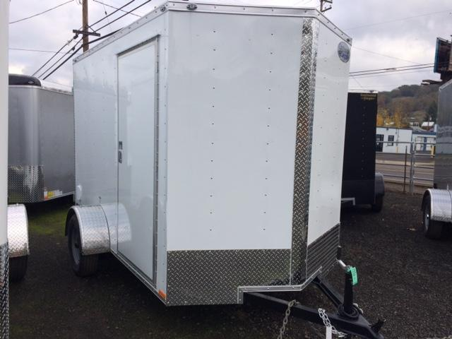 2018 6x10 Continental Cargo Trailer JF711258