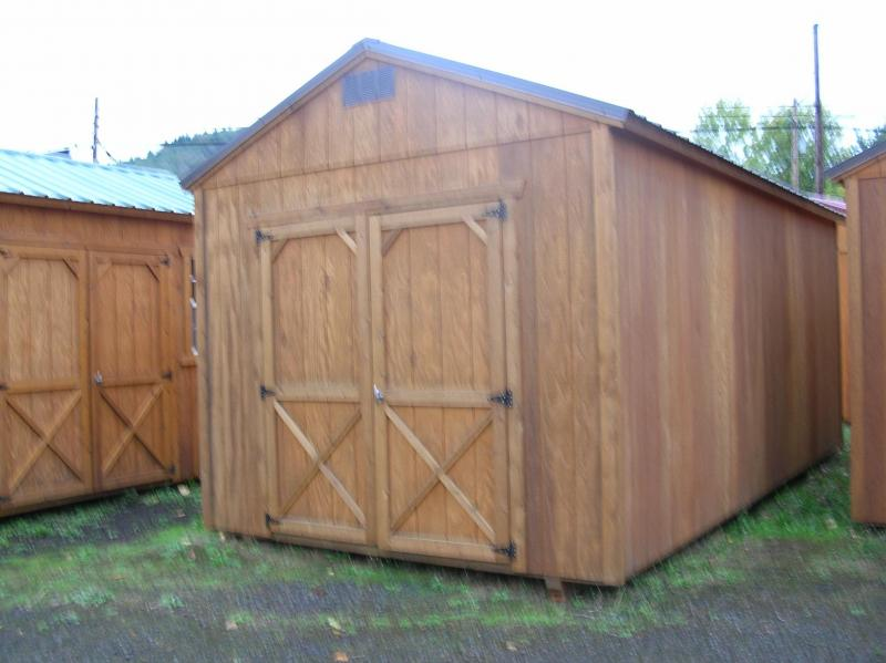 Old Hickory Shed 10x20 Utility T059