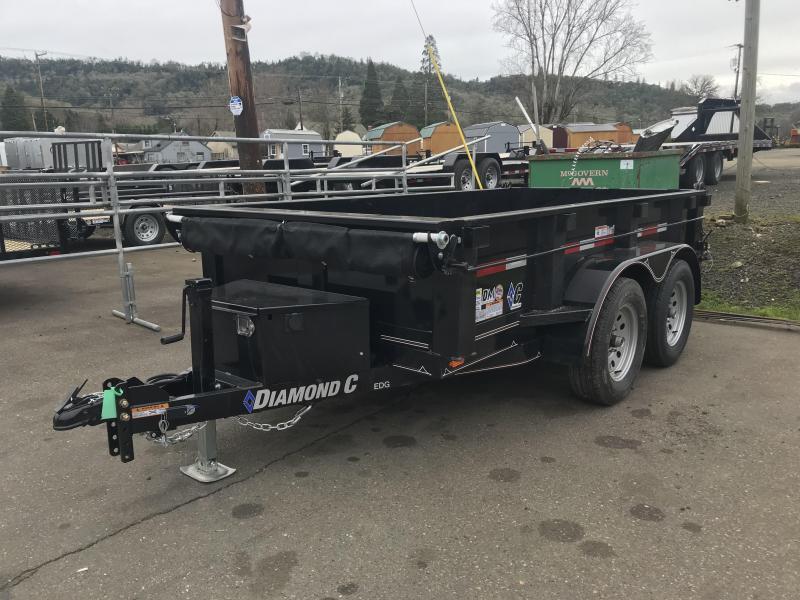2019 Diamond C Trailers EDG235 60X10 Dump Trailer K1211212