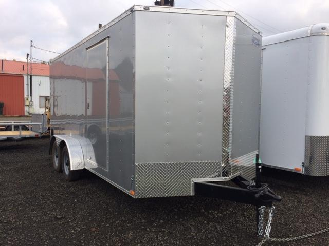2018 7x16 Continental Cargo Trailer JF711253