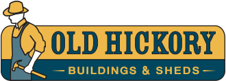 2018 Old Hickory WUT 8 X 12 UTILITY SHED DUTCH LAP SIDING T4216
