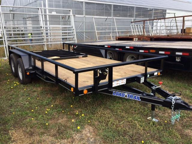 2017 Load Trail 7x16 Flatbed Trailer H1122632