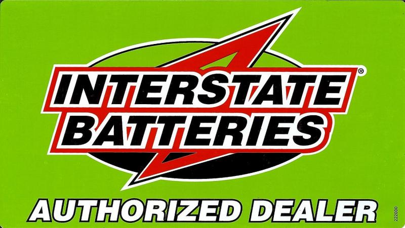 INTERSTATE BATTERY 24DC 12 VOLT