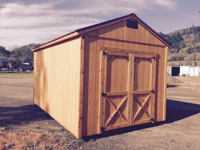 Old Hickory Shed 10x16 Utility T725