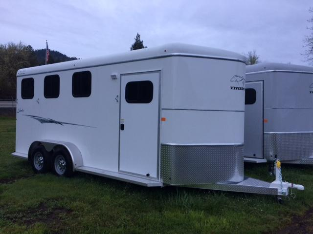 2018 Thuro-Bilt 3H Liberty Horse Trailer JR180084