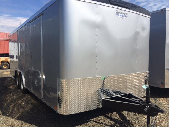 2017 8.5x20 Continental Cargo Trailer JF710262