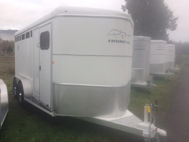 2018 Thuro-Bilt 3H Wrangler Plus Horse Trailer JR180081