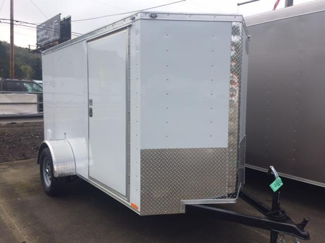 2018 5x10 Continental Cargo Trailer JF708088