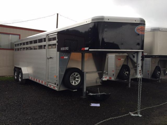 2016 Sundowner GN Rancher Stock Trailer G1KB3579