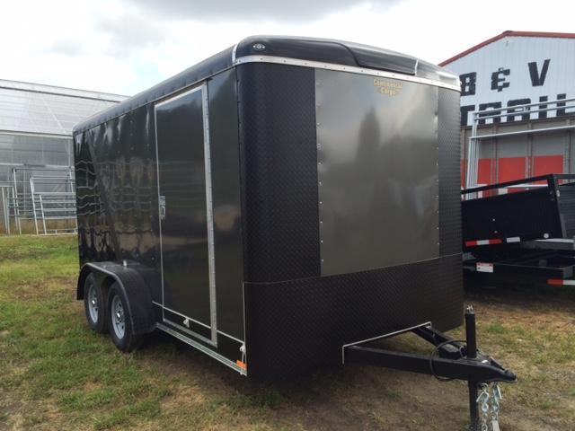 2016 7x14 Continental Cargo Trailer GF702898