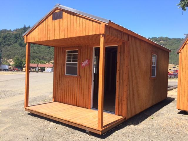 Old Hickory Shed 10x20 Utilty Shed Play House T2677