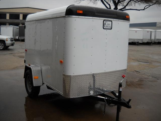 2016 Cargo Craft ES581 Enclosed Cargo Trailer