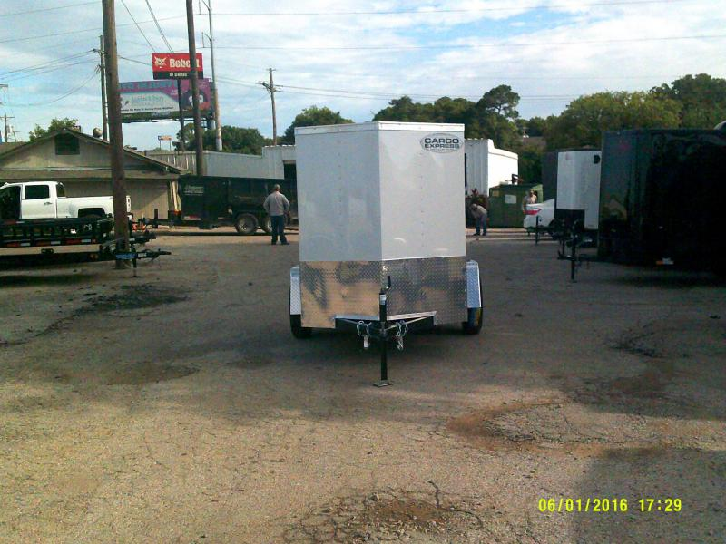 2020 Cargo Express CSCBA5.0X08SI2FE Enclosed Cargo Trailer