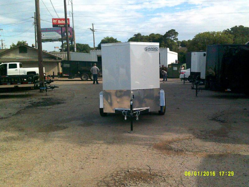 2020 Cargo Express CSCBA5.0X08SI2FE Enclosed Cargo Trailer