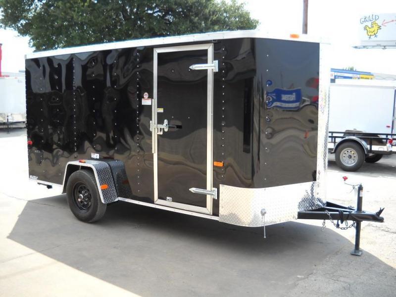 2015 Cargo Craft Elite-V 6x14 Cargo / Enclosed Trailer