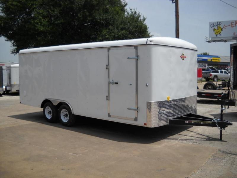 2015 Carry-On 8.5X20CGR 10K Cargo / Enclosed Trailer