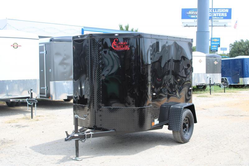 2020 Cargo Craft EV581 Enclosed Cargo Trailer