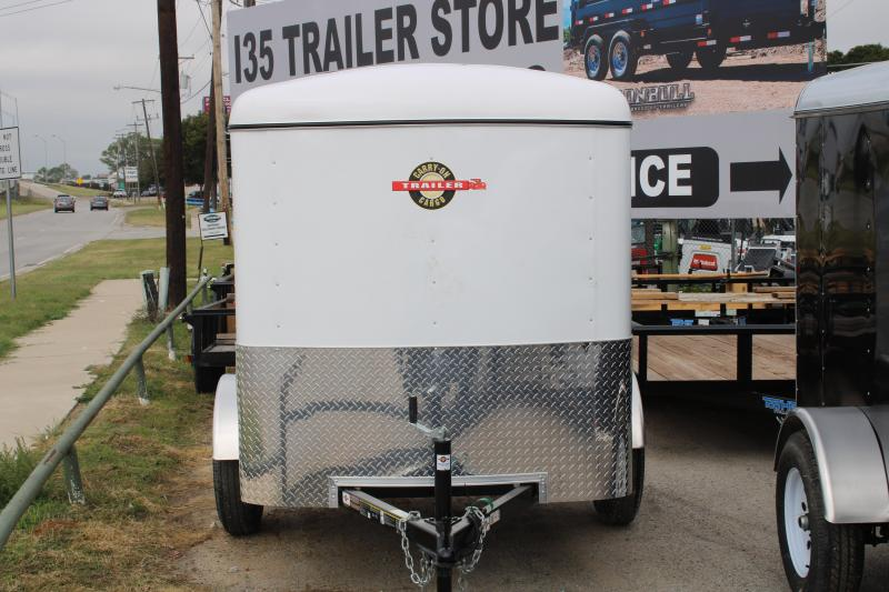 2020 Carry-On 5X8CGR Enclosed Cargo Trailer