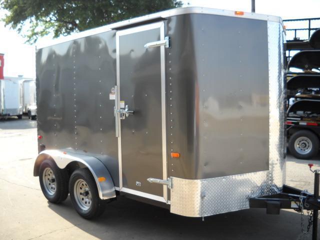 2016 Cargo Craft EV7122 Enclosed Cargo Trailer