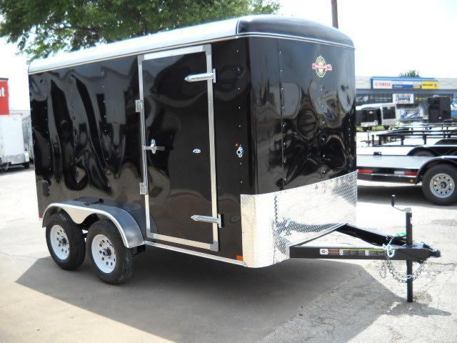 2016 Carry-On 6X12CGR7K Enclosed Cargo Trailer