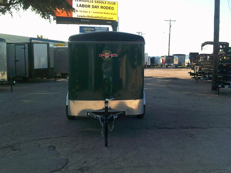 2019 Carry-On 5X10 Enclosed Cargo Trailer