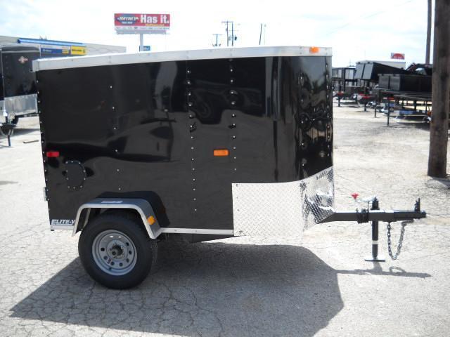 2017 Cargo Craft EV471 Enclosed Cargo Trailer
