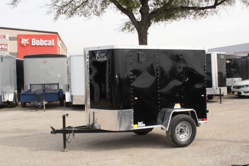 2020 Cargo Craft EV-581 Enclosed Cargo Trailer