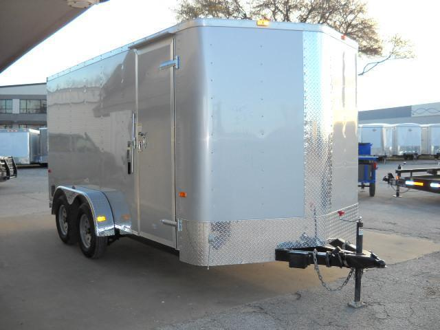 2016 Cargo Craft EV7162 Enclosed Cargo Trailer