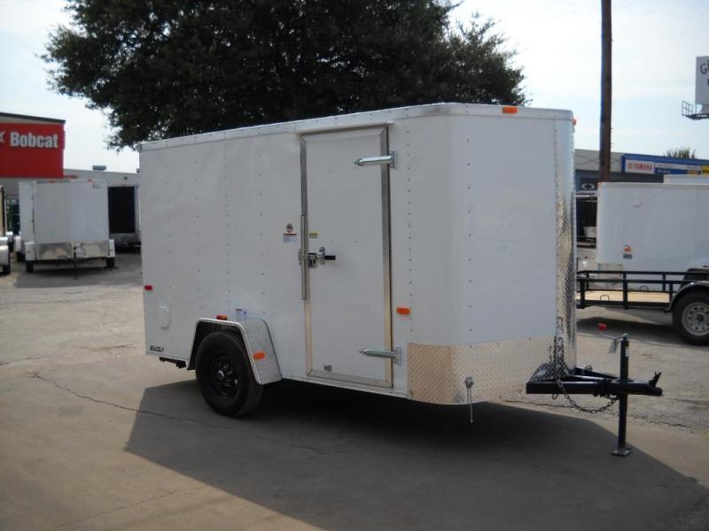 2015 Cargo Craft Elite-V 6x12 Cargo / Enclosed Trailer