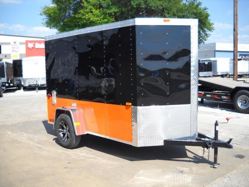 2015 Cargo Craft Vector 5x11 Cargo / Enclosed Trailer