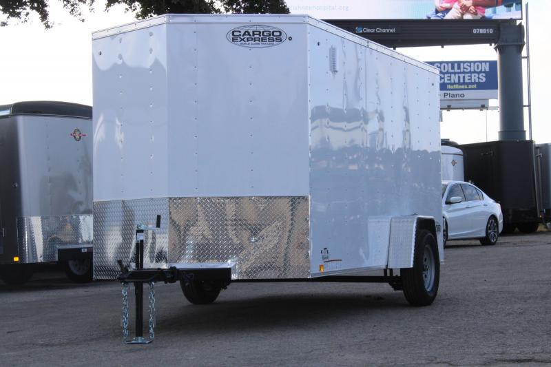 2020 Cargo Express 6X12 Enclosed