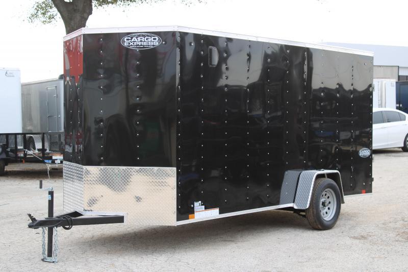 2020 Cargo Express CSCBA6.0X14SI2FE Enclosed Cargo Trailer