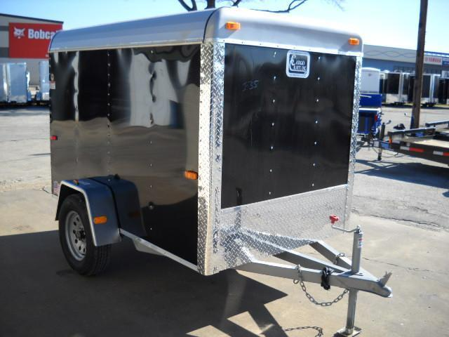 2016 Cargo Craft HH581 Enclosed Cargo Trailer