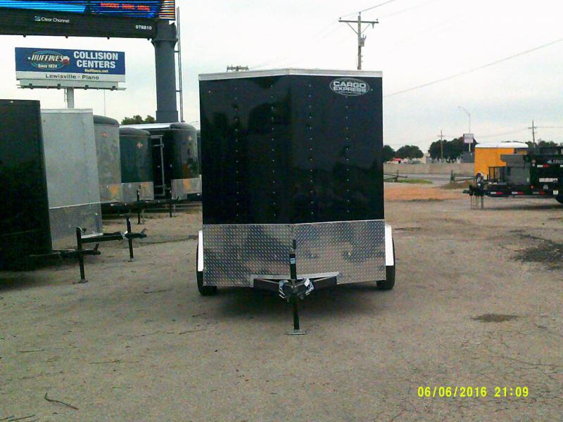 2020 Cargo Express CSCBA6.0X10S12FE Enclosed Cargo Trailer