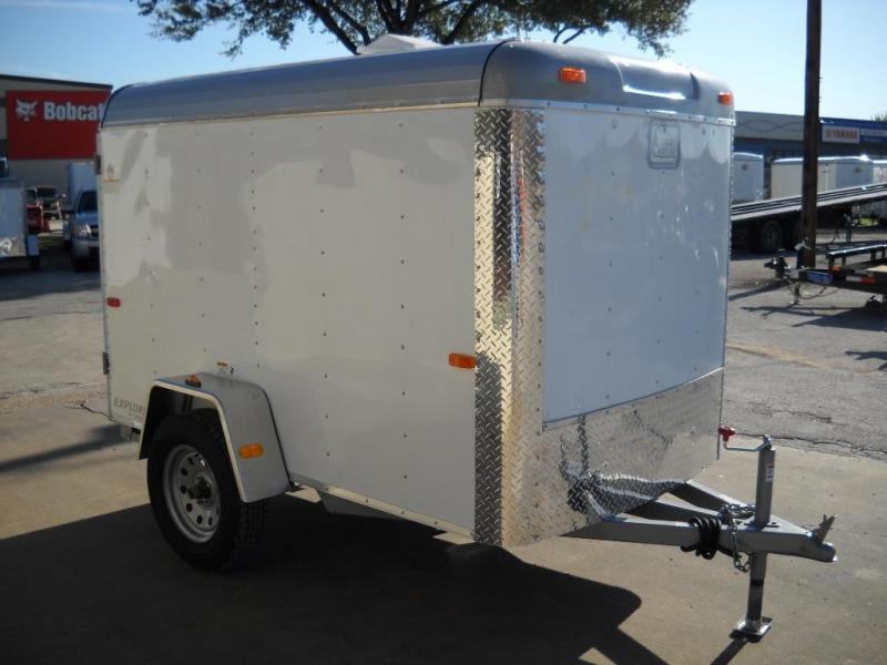2016 Cargo Craft 5X8 Explorer Enclosed Cargo Trailer