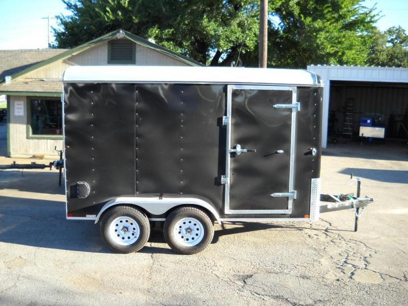 2015 Carry-On 6X12CGR-7K Cargo / Enclosed Trailer