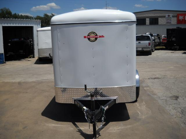 2016 Carry-On 5X8CG Enclosed Cargo Trailer