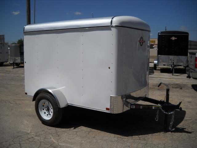 2016 Carry-On 5X8CGR Enclosed Cargo Trailer