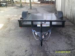 2019 Top Hat 5X8 ALL STEEL Utility Trailer
