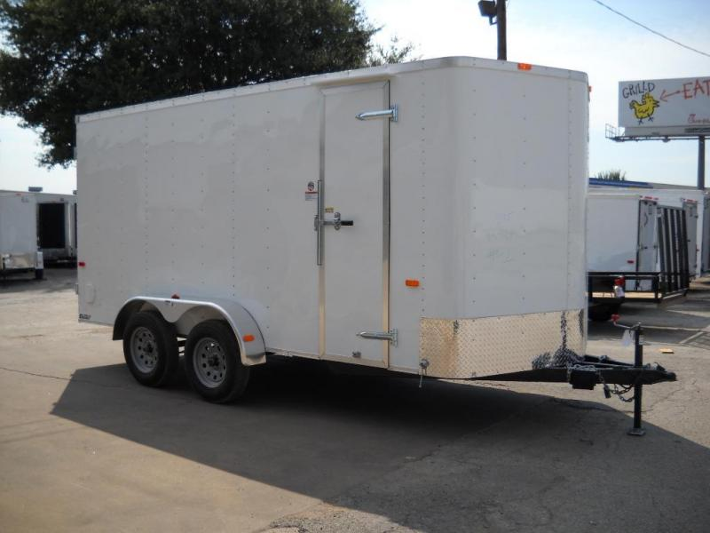 2015 Cargo Craft EV7162 Enclosed Cargo Trailer