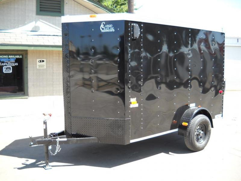 2015 Cargo Craft Vector 5x11 Cargo / Enclosed Trailer