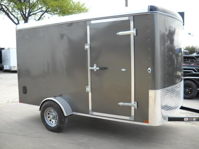 2016 Carry-On 6X12CGR Enclosed Cargo Trailer