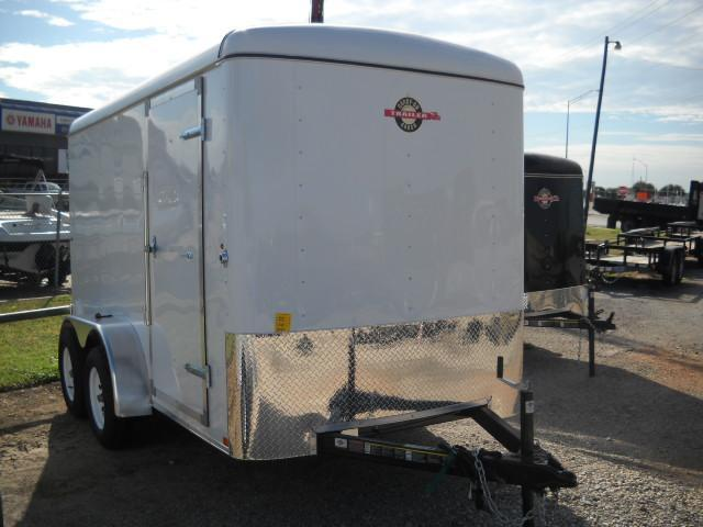 2017 Carry-On 6X12CG7K Enclosed Cargo Trailer