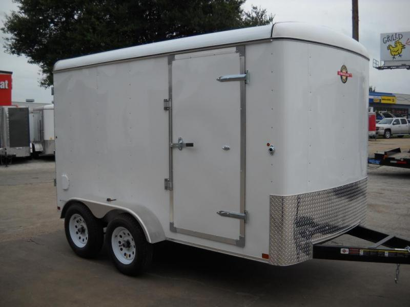 2015 Carry-On 6X12 CG7K Cargo / Enclosed Trailer