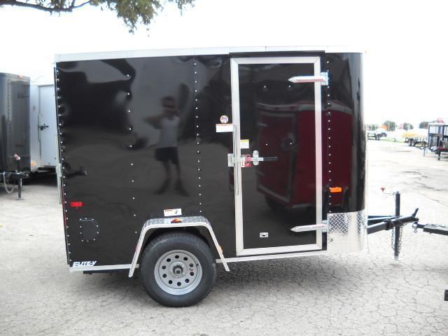 2017 Cargo Craft EV6101 Enclosed Cargo Trailer