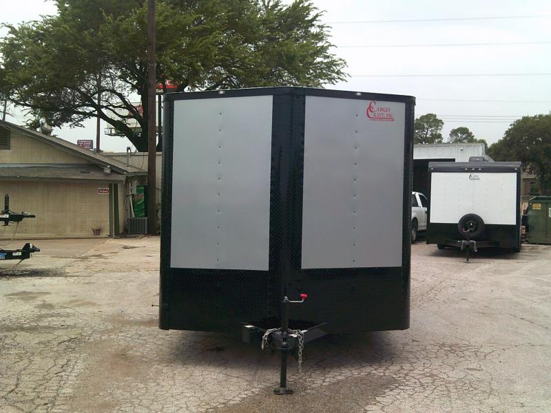 2018 Cargo Craft 8.5X18 Enclosed Cargo Trailer