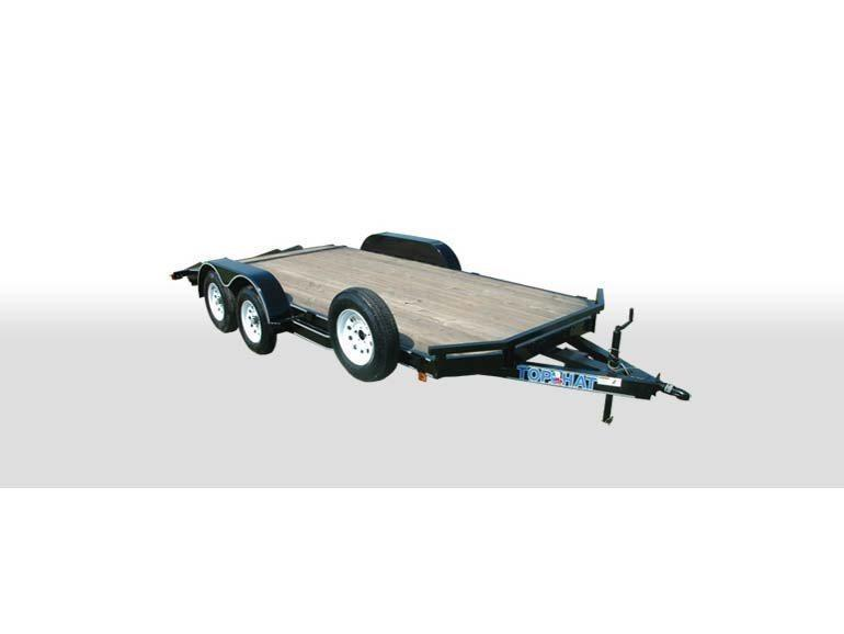 2019 Top Hat Trailers DCH14X83-7E-R Car / Racing Trailer