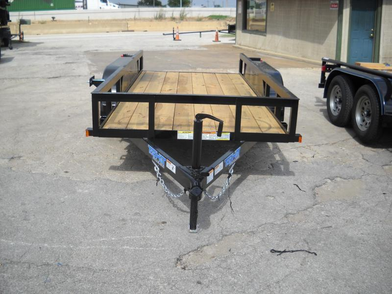 2019 Top Hat Trailers 5X12 Utility Trailer