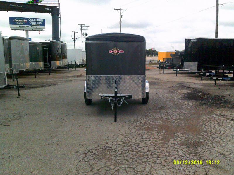 2019 Carry-On 5X10CGR Enclosed Cargo Trailer